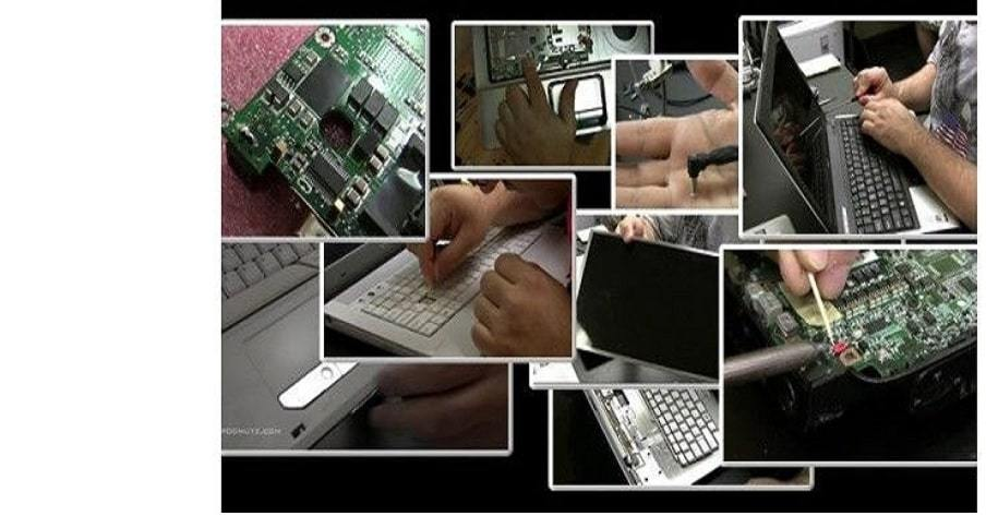 Laptop repairing Course Training.