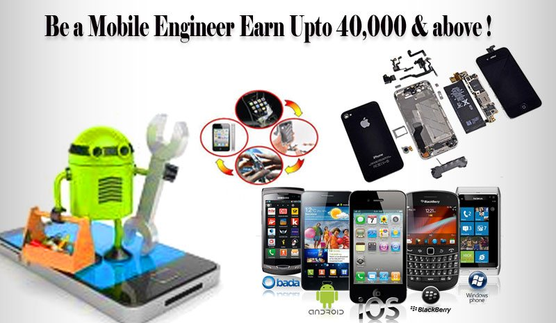 best Mobile repairing training centre in Kamareddy